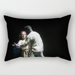 Dancing With the Stars (Sharna and Keo) Rectangular Pillow