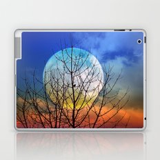The moonwatcher Laptop & iPad Skin