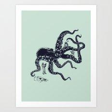 Experimental Music Art Print