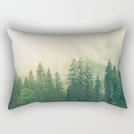 Majestic Forest Rectangular Pillow