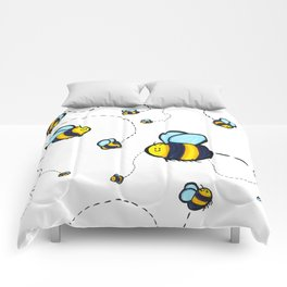 Bumble Pattern Comforters