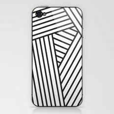 Optical Stripes iPhone & iPod Skin