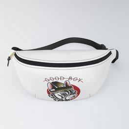 Good Boy French Bulldog Fanny Pack