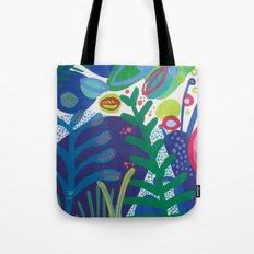 Secret garden III Tote Bag