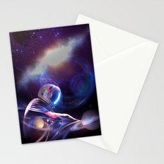 Space DJ. ver2  Stationery Cards