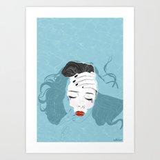 Sorrow Art Print