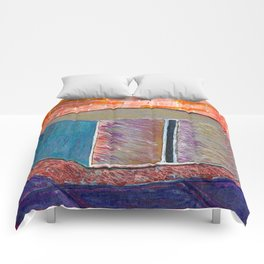 Donald Judd Machined Al Comforters