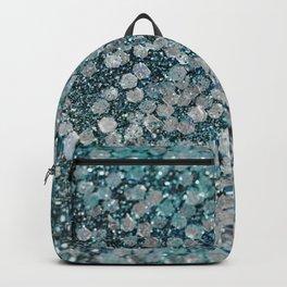 Mermaid Scales Aqua Sol Backpack