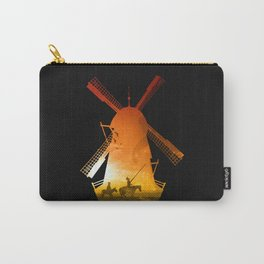 Fighting Giants (dark version) Carry-All Pouch