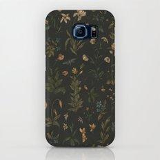 Old World Florals Galaxy S8 Slim Case