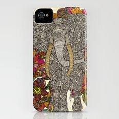 Walking in paradise iPhone (4, 4s) Slim Case