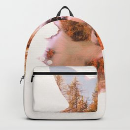 Corgi Forest Backpack