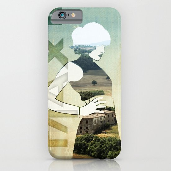 Maxii girl 02 iPhone & iPod Case