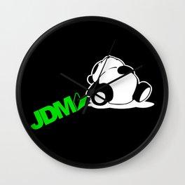 Sleepy Panda JDM Wall Clock
