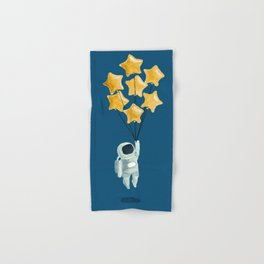 Astronaut's dream Hand & Bath Towel