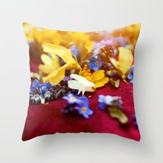 Spring Offering Throw Pillow