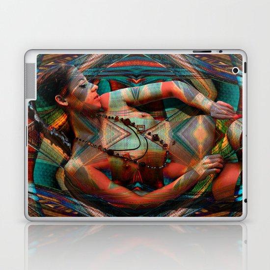 Familial Pattern Laptop & iPad Skin