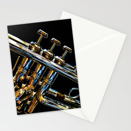 Music Bath Stationery Cards