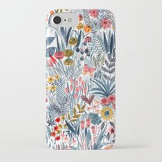 Flowers Slim Case iPhone 7