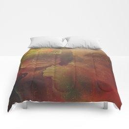 Rouse the Warrior Spirit Comforters