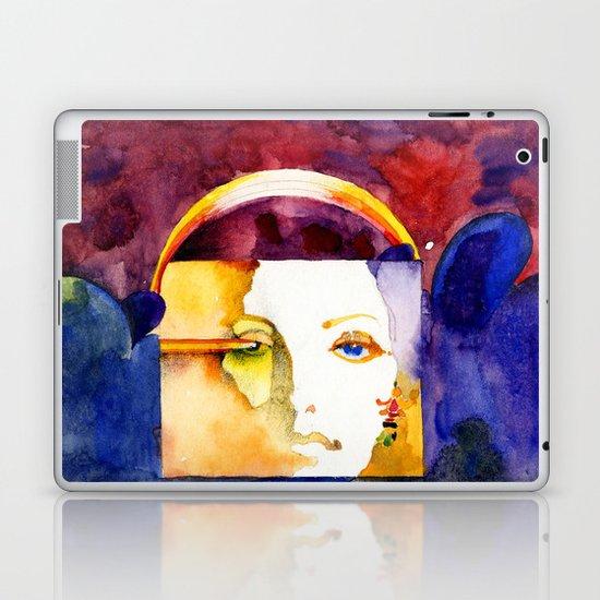 Lady Madonna Laptop & iPad Skin