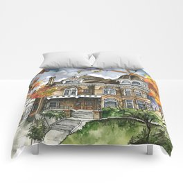 Victorian Autumn Comforters