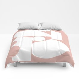 Shape study #16 - Inside Out Collection Comforters
