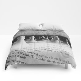 Interpretation of Power Comforters