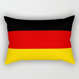 Flag of Germany - Authentic High Quality image Rectangular Pillow