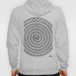 spiral 3 Hoody