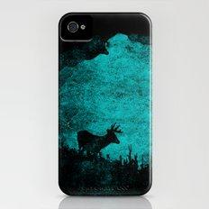 Patronus in a Dream iPhone (4, 4s) Slim Case
