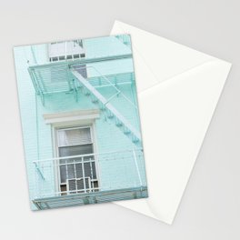 Blue in NYC #2 Stationery Cards