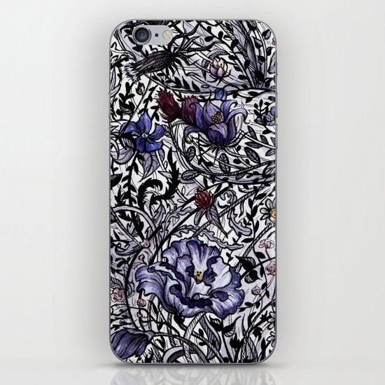 Fairest Flora iPhone & iPod Skin