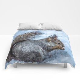 Healthy dinner Comforters