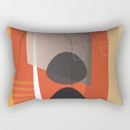Two Stones Rectangular Pillow
