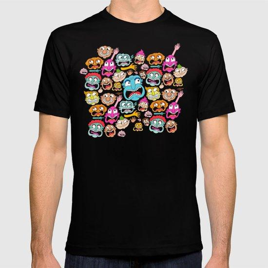 Weird Faces T-shirt