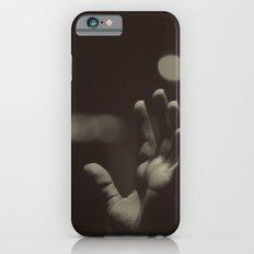 raised hands iPhone 6s Slim Case