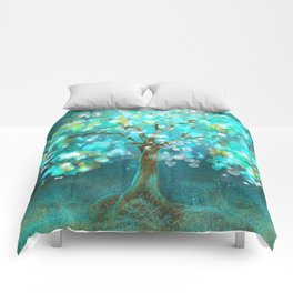 Tree of Light Comforters