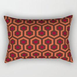 Overlook Hotel Carpet Rectangular Pillow