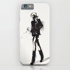 Fringe - Fashion Illustration Slim Case iPhone 6s