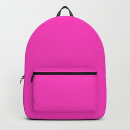 just pink Backpack