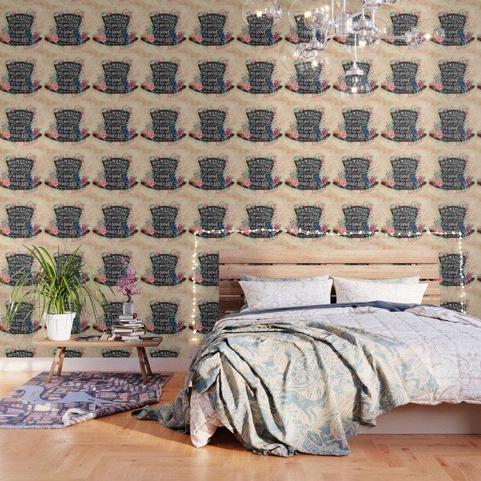 Mad Hatter Wallpaper