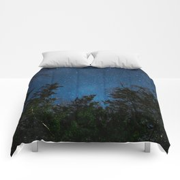 Stars above the Forest Comforters