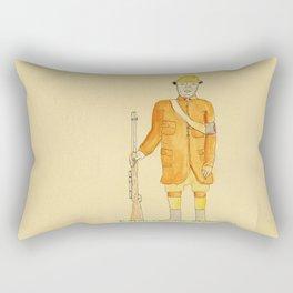 Drawings About Something: Rectangular Pillow