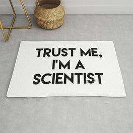 Trust me I'm a scientist Rug