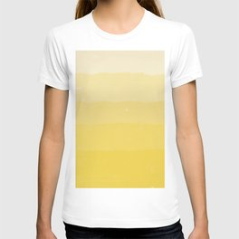 Five Shades of Watercolor Sand T-shirt