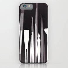 Paintbrush Photogram iPhone 6s Slim Case