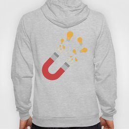Idea Magnet with bulps T-Shirt for all Ages Dp9vr Hoody