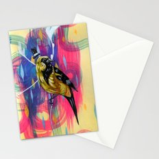 This is the dapper oriole you've been looking for Stationery Cards