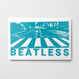 Beatless Metal Print